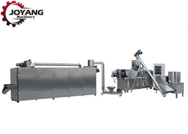 Rich Fiber Texture Soy Protein Machine Twin Screw Extruder High Durability