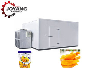 Commercial Heat Pump Mango Drying Machine , Durable Hot Air Fruit Dryer